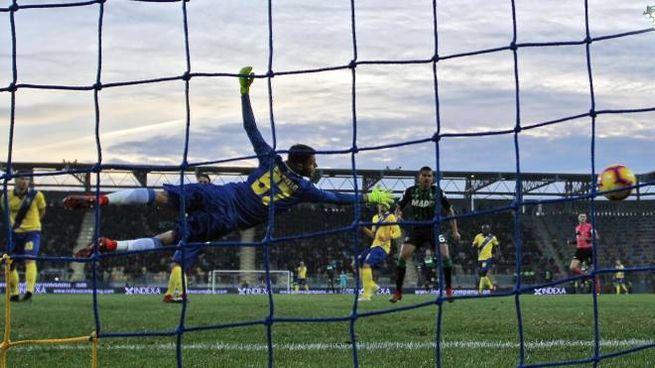 Il gol di Berardi