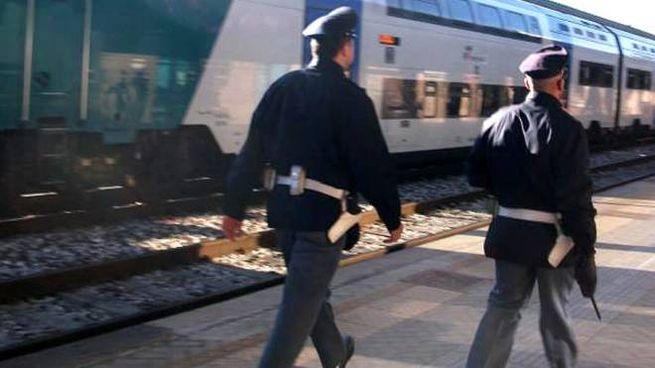 Polizia Ferroviaria, foto generica