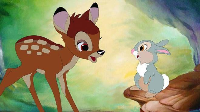 Una scena del film 'Bambi' – Foto: Walt Disney Pictures