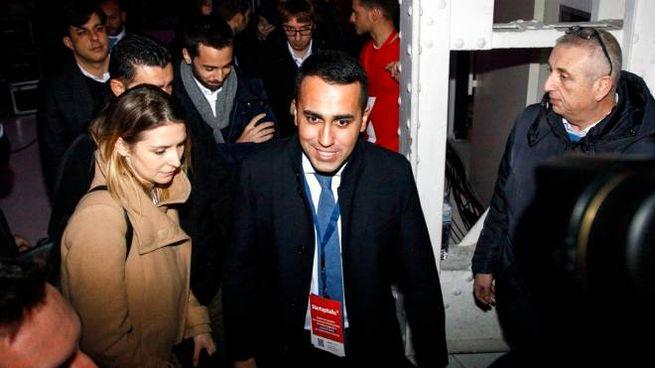 Luigi Di Maio, vicepremier e ministro dello Sviluppo Economico e del Lavoro (LaPresse))