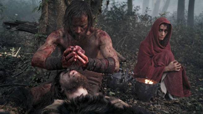 Una scena del film 'Il primo re'