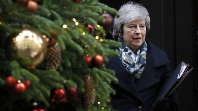 Theresa May (Afp)