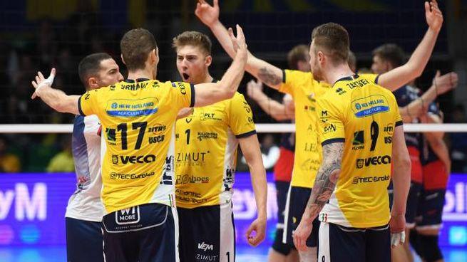Modena Volley - Zaska 3-1 in Champions (FotoFiocchi)
