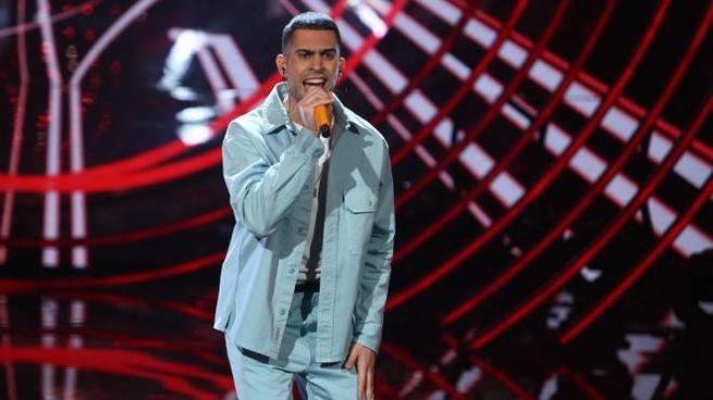 Mahmood vince la seconda serata di Sanremo Giovani (LaPresse)