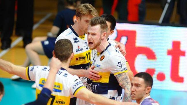 Modena Volley, l'Azimut batte Verona 3-1 (FotoFiocchi)