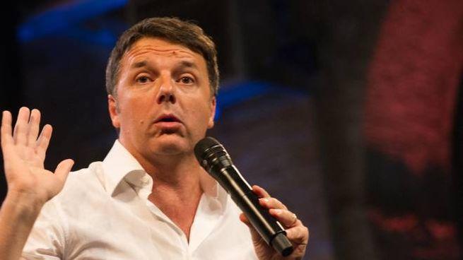 Matteo Renzi in televisione al timone di «Firenze secondo me» Il 30% dei fiorentini è rimasto incollato alla tv