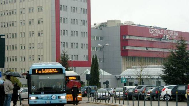 L'ospedale di Perugia