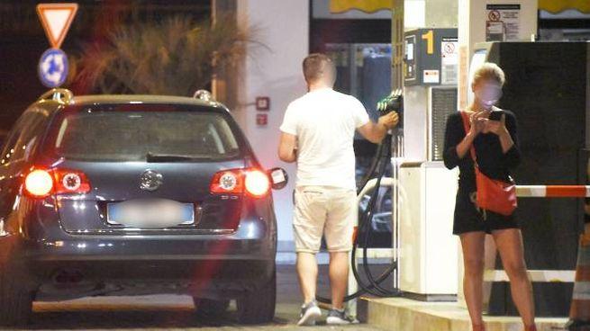 Cinque clienti di prostitute sono stati multati dalla Polizia municipale (foto Migliorini di repertorio)