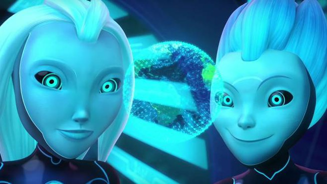 Uno screenshot del trailer – Foto: DreamWorks Animation/Netflix