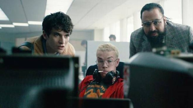 Una scena di 'Bandersnatch' - Foto: House of Tomorrow/Netflix