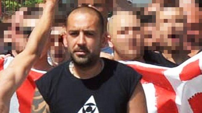 Daniele Belardinelli, il tifoso dell'Inter morto (Newpress)