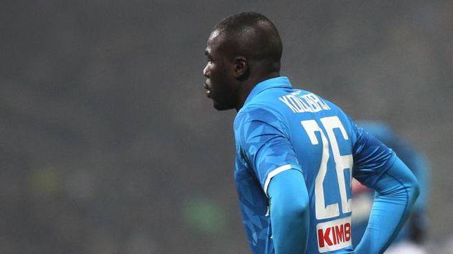 Inter-Napoli, lo sgomento di Koulibaly