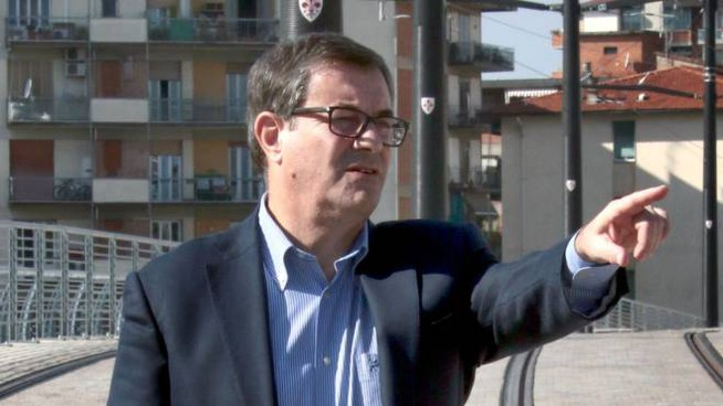 L'assessore alla mobilità di Palazzo Vecchio Stefano Giorgetti