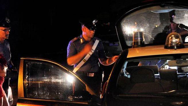 Un controllo dei carabinieri (foto di repertorio)