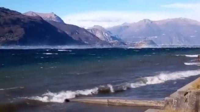 Il Favonio sul lago di Como