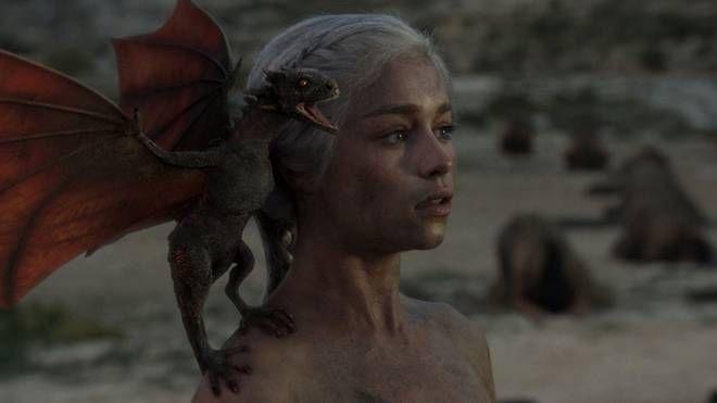 Una scena della serie TV 'Il Trono di Spade' – Foto: HBO