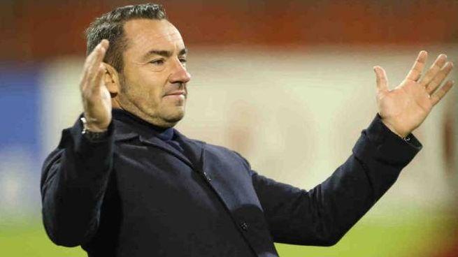 Cristian Brocchi  è  l'allenatore del Monza Calcio