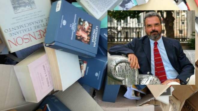 Nel riquadro Andrea Molesini