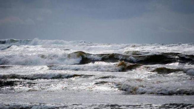 Mare agitato e vento