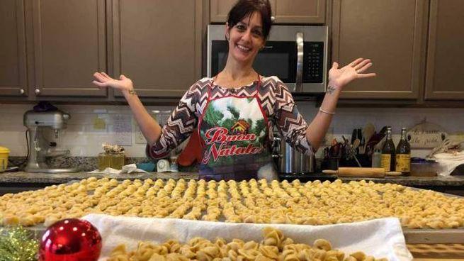 Pranzo Per Marito : Cappelletti la riminese che insegna cucina romagnola negli stati