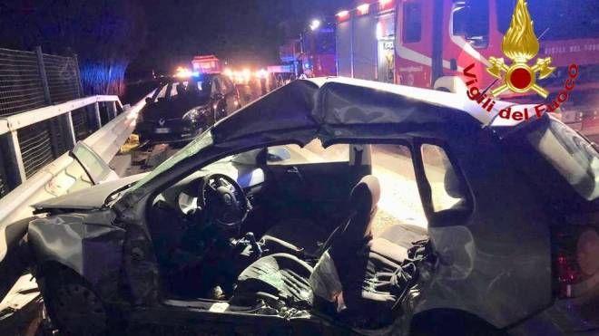 Incidente sull'A1 tra Casalpusterlengo e Lodi