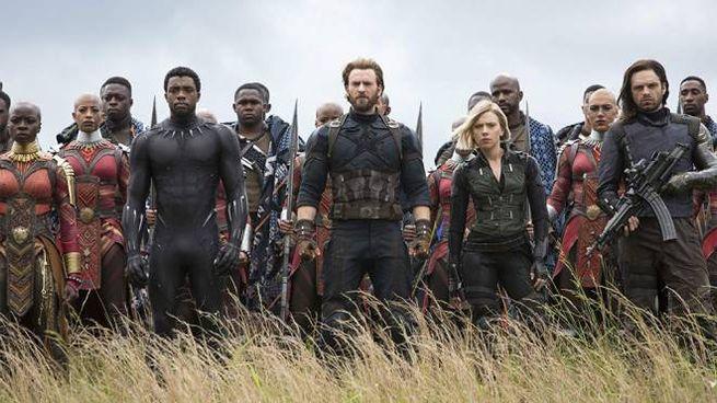 Una scena di 'Avengers: Infinity War' – Foto: Marvel Studios