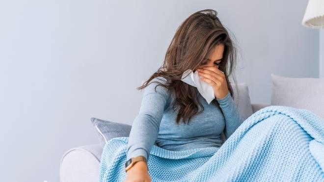 Influenza, tanti gli italiani colpiti dal virus (foto archivio iStock)