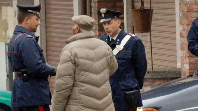 Macerata, il 77enne ha subito segnalato il furto ai carabinieri (foto d'archivio)