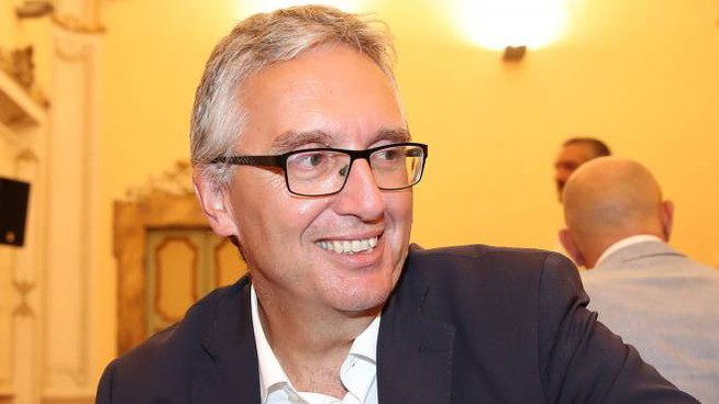 Aerdorica, il presidente Ceriscioli (Fotoprint)