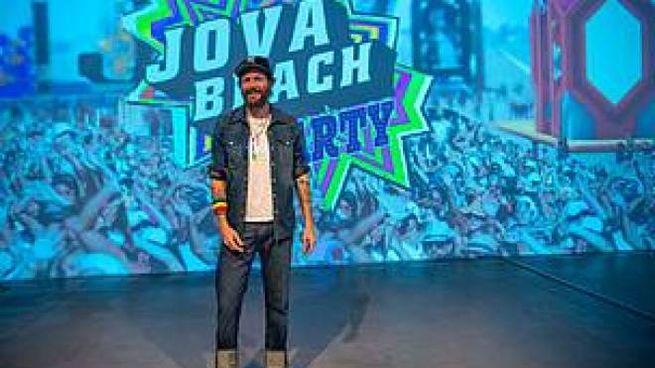 Jovanotti presenta il Jova beach party