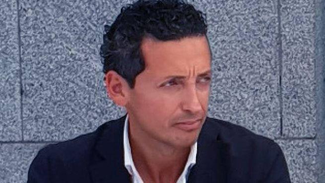L'assessore all'ambiente Kristopher Casati
