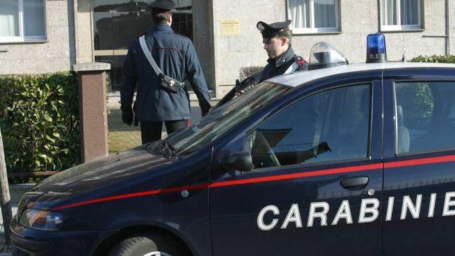 I carabinieri stanno ascoltando i residenti del rione
