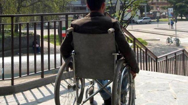 I disabili non possono accedere agli uffici del disability manager