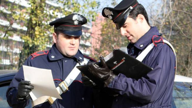 Sul tentato furto sono in corso accertamenti da parte dei carabinieriINDAGINI Sul tentato furto sono in corso accertamenti da parte dei carabinieri