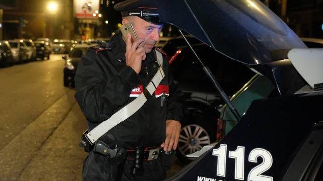 Omicidio a Cervia il 4 gennaio 2019 (foto Newpress)