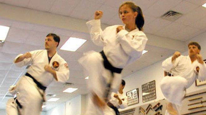 Karate a Cesenatico