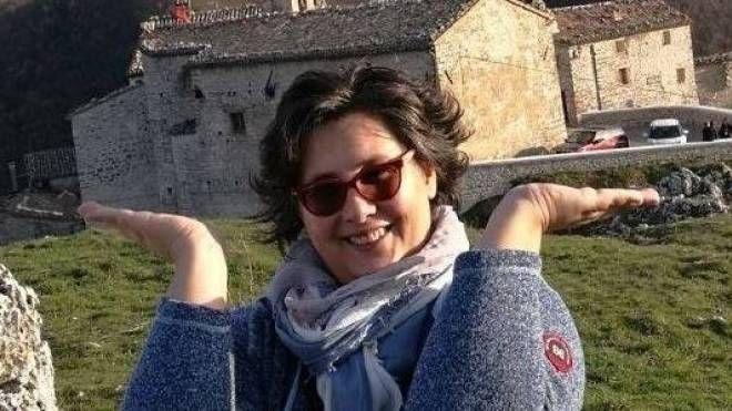 Stefania Tamburrini, 41 anni, assessore comunale a Corridonia