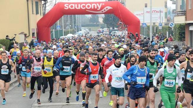 Gs Le Panche Castelquarto.Maratonina Della Befana All Isolotto Le Foto E La Classifica