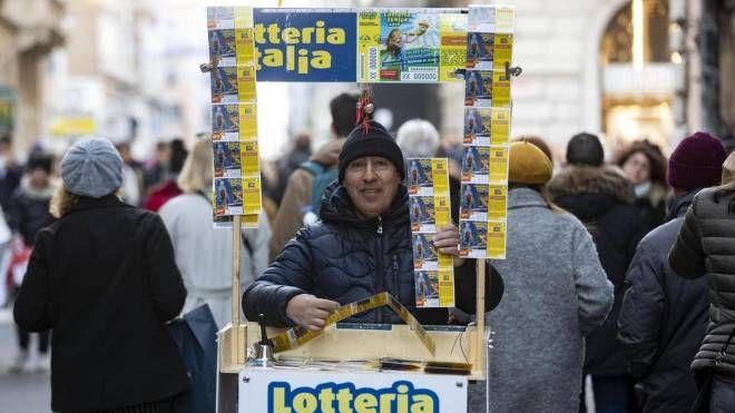 Lotteria Italia 2019 (Ansa)