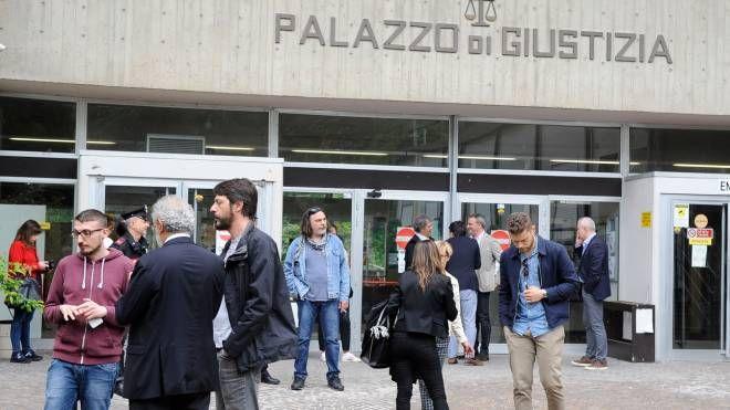 Tribunale di Macerata (foto Calavita)
