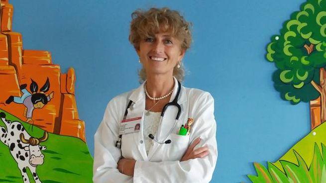 Laura Pogliani, responsabile della Pediatria dell'ospedale di Legnano