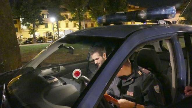 L'indagine della polizia