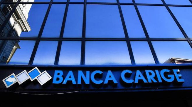 Banca Carige (Ansa)