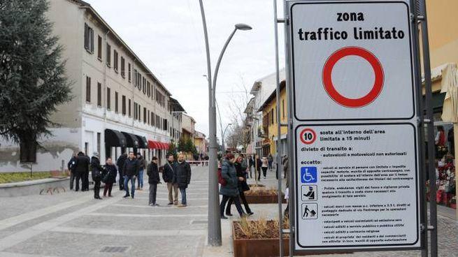Ztl a Legnano