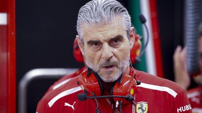 Maurizio Arrivabene  (Ansa)