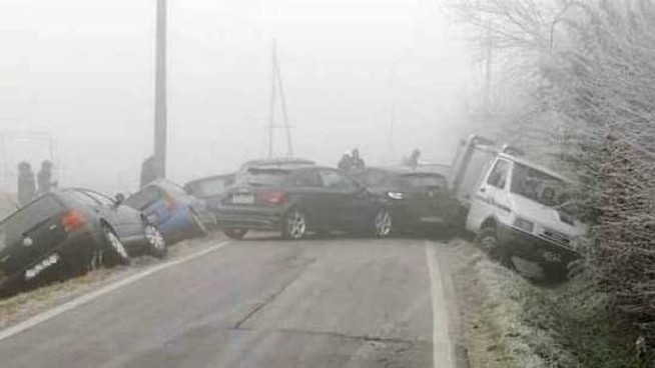 Un incidente a Mirandola