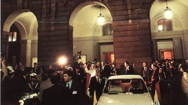 La visita di Giovanni Paolo II a Milano
