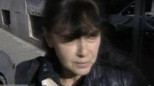 """Ornella Orsucci all'epoca della testimonianza raccolta da """"La vita in diretta"""""""
