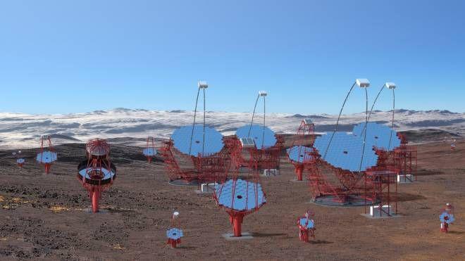 Telescopi in Cile
