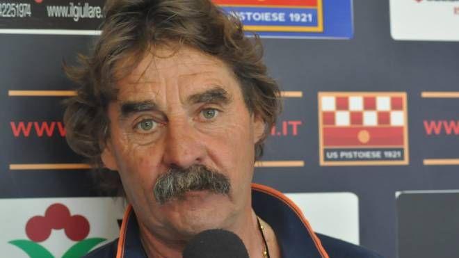 Mister Massimo Morgia ha invitato i giocatori biancorossi a rimanere calmi e sereni
